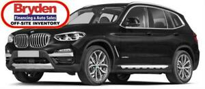 2019 BMW X3 xDrive30i / 2.0L I4 Turbo / Auto / FWD