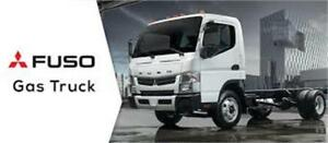 The all New *GAS Powered Fuso FE Series