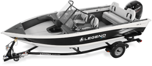*LEFTOVER* 2016 Legend 18 Xcalibur with 90HP Mercury