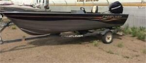 2008 Crestliner… BAD CREDIT FINANCING AVAILABLE!!