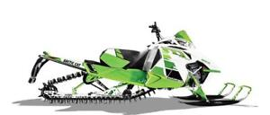 2017 Arctic Cat M 8000 Sno Pro DEMO UNIT