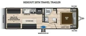 2019 Keystone RV Hideout 25TH