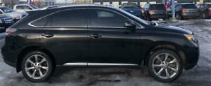 Lexus RX 350 AWD SPORT PREMIUM COMFORT PACKAGES 100% CERTIFIED