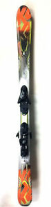 Used K2 Impact downhill skis with bindings 153 cm