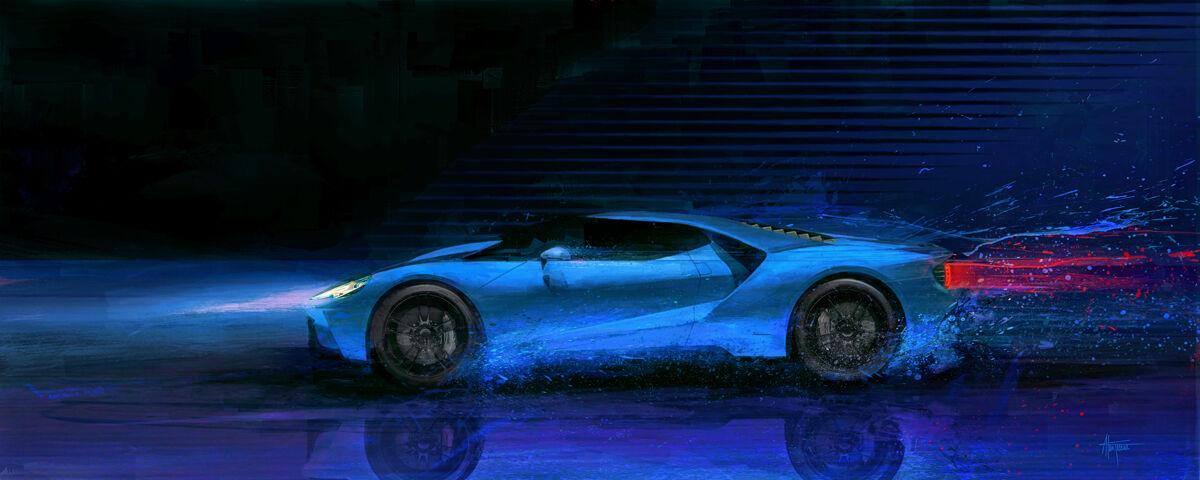 ASGsportwerks Motorsport Art