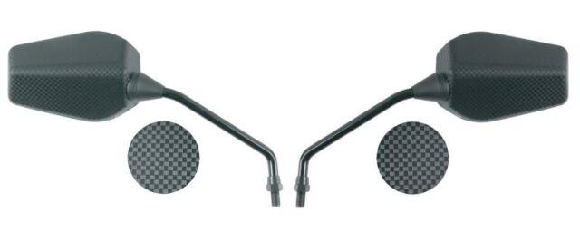 derbi gp1 senda rear view mirror mirrors pair set left right both sides4