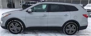 Hyundai Santa Fe XL Limited AWD LOADED REMOTE STARTER