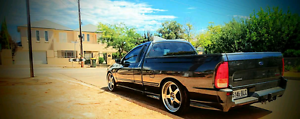 Bf xr6t magnet ute highly modified Prospect Prospect Area Preview