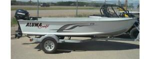 2016 Alumacraft ....BAD CREDIT FINANCING AVAILABLE!!