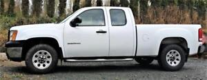 2011 GMC Sierra Ext Cab 1500 4X4 Short Box