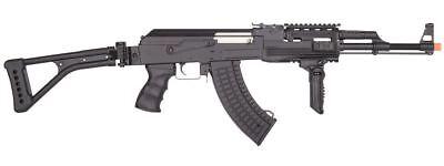 Lancer Tactical AK-47 Tactical Full Metal AEG Folding Stock Airsoft Rifle Toy