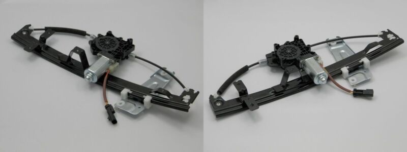 2X SET WINDOW LIFTER ELECTRIC FRONT LEFT RIGHT JEEP GRAND CHEROKEE 1999-2004