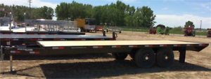 2018 One of a kind Southland HB20T-14 Equipment Trailer