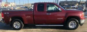 2013 GMC Sierra 1500 SLE 4X4 5.3L 100% CERTIFIED ACCIDENT FREE