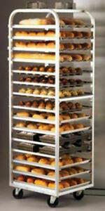 Echelle a p??tisserie / Mobile Angle Bakers Racks- Brand New!