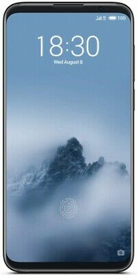 Meizu 16th 128GB [Dual-Sim] midnight black - NEU