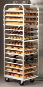 Echelle a pâtisserie/ Mobile Angle Bakers Racks- Brand New!