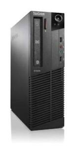 GREAT COMPUTER ! Lenovo ThinkCentre M78, turbo 3.8 ghz -$280.00