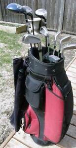 Mens 11 Piece Matched Titeist DCI Right Hand Golf Set VGC