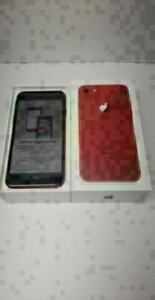 IPHONE 8 RED PRODUCT 64GB UNLOCK SEULEMENT 599.95$