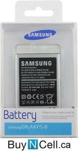 ORIGINAL BRAND NEW SAMSUNG BATTERY + FULL WARRANTY