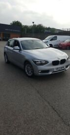 BMW 1 Series- LOW MILAGE FOR AGE OF CAR - BARGAIN