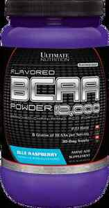 Ultimate Nutrition BCAA 12,000 Powder