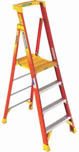 Werner Podium Ladders starting at $195.00 (6030 50 Street)