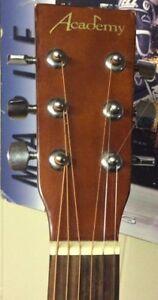 Academy Acousitc Guitar!