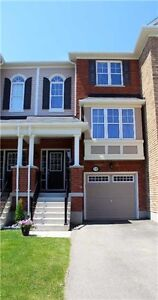 Gorgeous 3 Bedroom Mattamy Built Freehold Townhouse