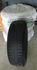 Michelin, Ice-X Winter Tires with Rim 205/70 R15 London Ontario image 1