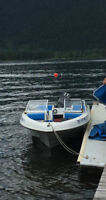 BEAUTIFUL 1995 16.5 FT INVADER OUTBOARD 95 HP - GREAT CONDITION!
