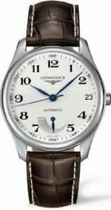 Longines Master Collection Silver Dial Power Reserve L26664785