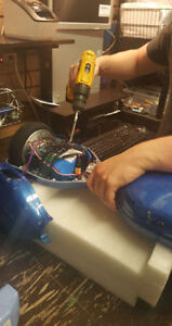 Broken? Not Working? Smart Wheel Canada does Hoverboard Repairs Stratford Kitchener Area image 2