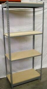 Garage / basement / locker / storage room shelving