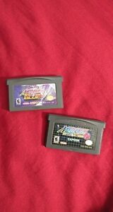 megaman battle network 1 and 3