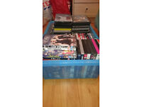 Job lot 78 well known DVDs