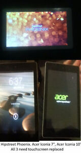 Acers, Lenovo, Huawei,Hipstreet....Want a bundle of Tablets ?