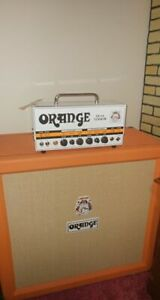 Orange Dual Dark for 700 obo. Orange cabs 1200 obo