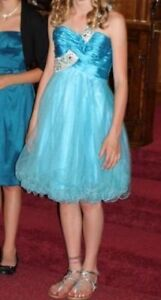 Size 4 Grad / Prom Dress from Kindred Spirit (worn once)