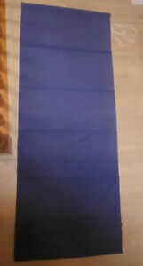 Length adjustable cotton blind Kitchener / Waterloo Kitchener Area image 1