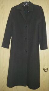Wool blend Lorne's winter coat