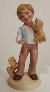 """Figurine vintage Avon """"Best Friends"""""""