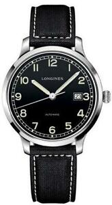 **NEW**Longines Heritage Military 1938 L27884530 AUTOMATIC