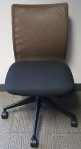 Mesh Back Office Chair without Arms