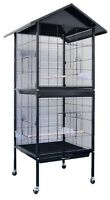*BRAND NEW* Large Flight Cage with Removable Divider
