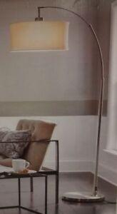 """Lamp Liquidation Sales-Elegant 72"""" Arch Floor Lamp $49.99"""