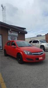 2008 Saturn Astra XE Hatchback! LOW 135KMS!! AUTO!4CYL!CERTIFIED
