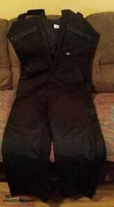 Men's Insulated Coveralls.