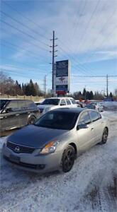 2008 Nissan Altima 2.5 S!! LOW 166KMS!! AUTO! 4CYL! CERTIFIED!!!